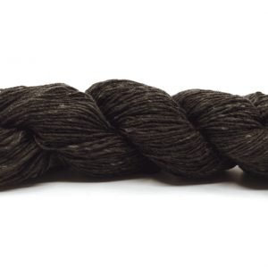 Isager Tweed Chocolate