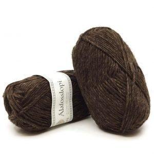 Alafosslopi, 0867 Mørk Brun