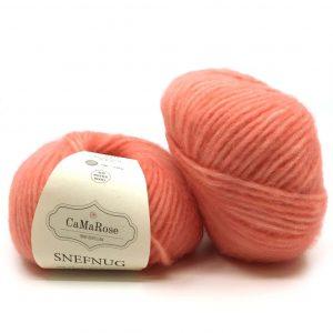 CaMaRose Snefnug, Lys Pink