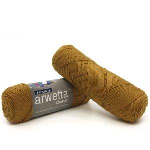 Arwetta Classic, 136 Mustard