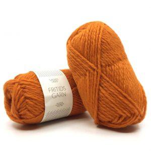 Fritidsgarn, 3326 Oransje